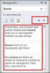 Cómo encontrar texto en Word-3