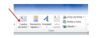 insertar archivo en word